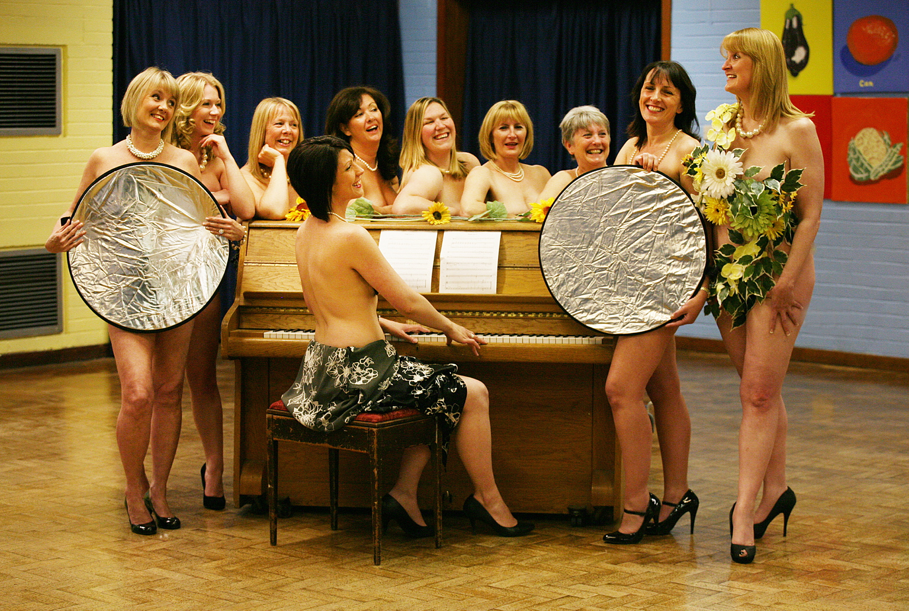 Calendar Girls – Prince of Wales Centre in Cannock